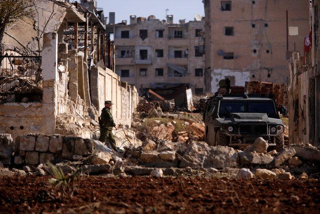 Сирийская армия взяла под контроль дорогу ваэропорт Алеппо