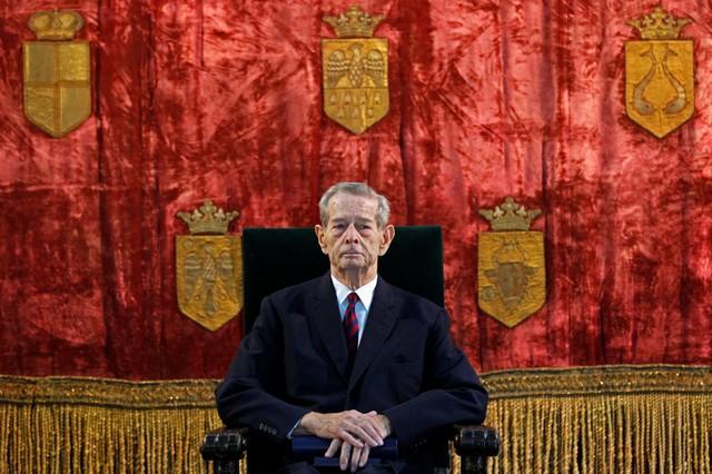 ВШвейцарии скончался  последний монарх  Румынии