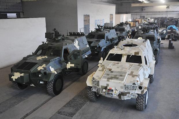 «Укроборонпром» планирует максимально перейти настандарты НАТО до2020 года