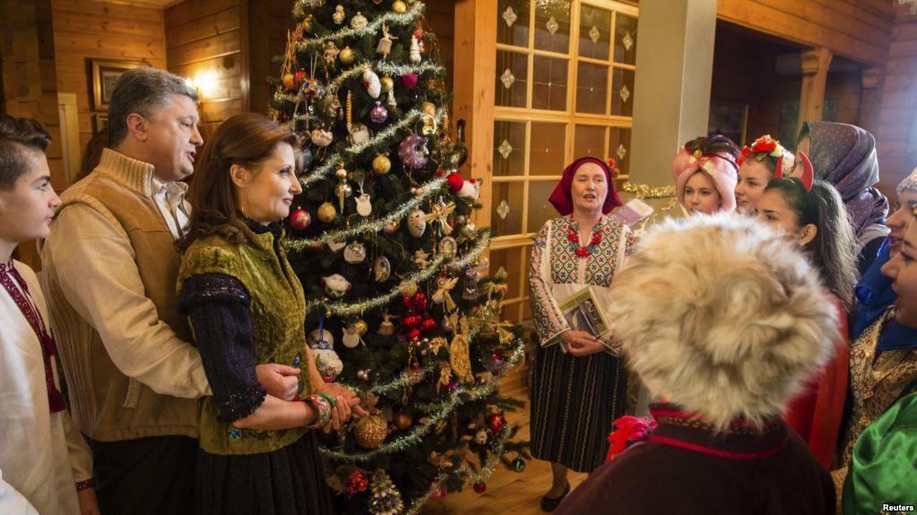 Попрощавшегося сРоссией Порошенко в государственной думе назвали «плохим клоуном»