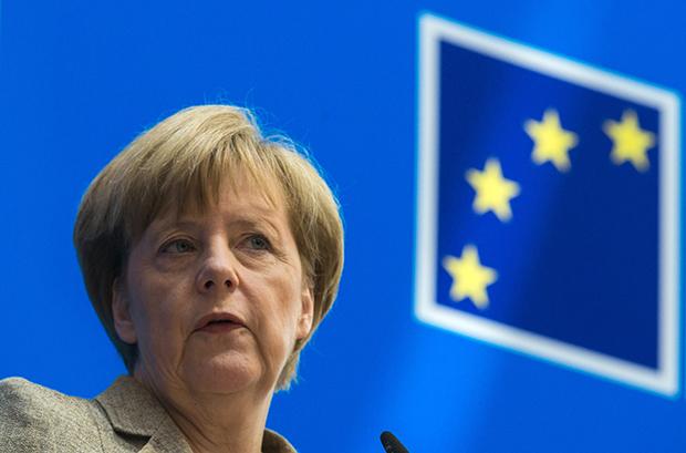 Меркель стала единственным кандидатом напост канцлера Германии отблока ХДС/ХСС