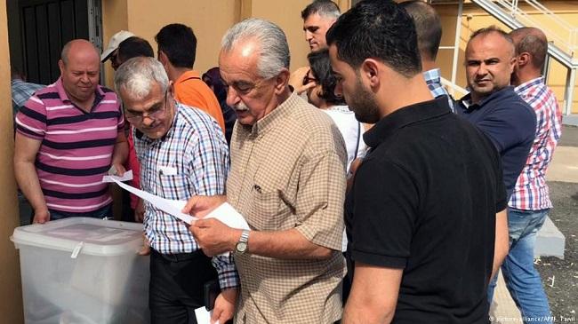 Первые задевять лет парламентские выборы пройдут вЛиване