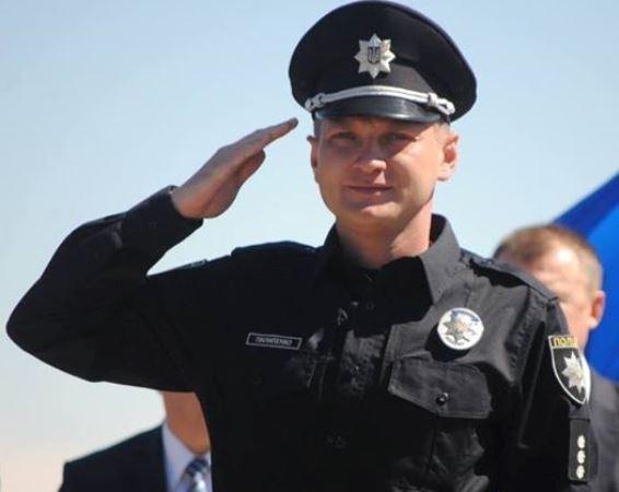 Призначено нового керівника патрульної поліції Львову