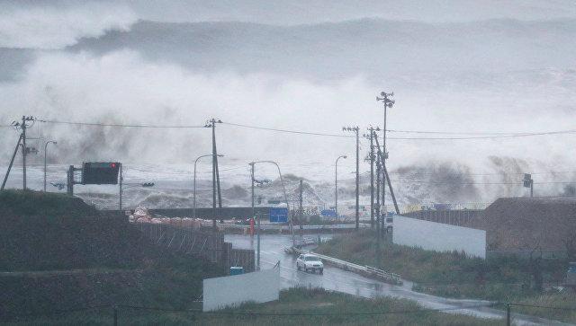 ВЯпонії скасували майже 260 авіарейсів через наближення тайфуну