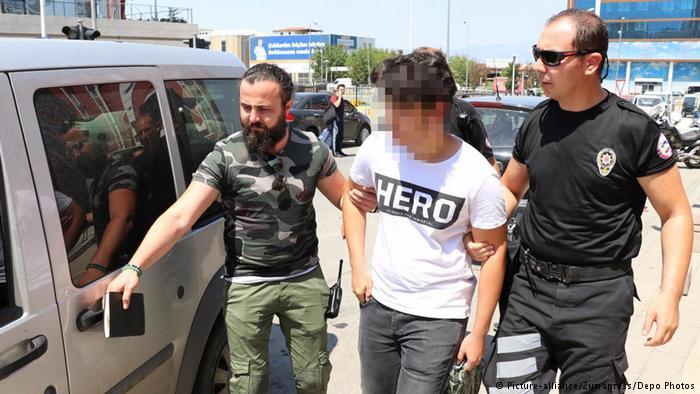 Ердоган визначив одяг, вякому будуть судити підозрюваних успробі держперевороту