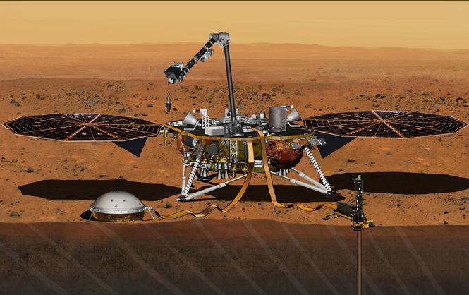 ВNASA одобрили повторную миссию наМарс через два года