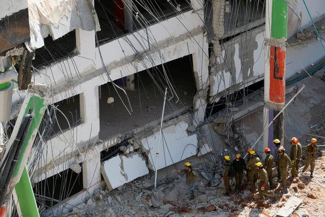 Украинец умер при обрушении парковки вТель-Авиве