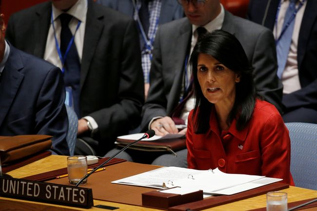 Посол вмеждународной Организации Объединенных Наций (ООН): США неотказываются отядерного соглашения сИраном