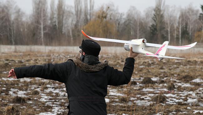 Немцы разрабатывают свою систему защиты отбеспилотников