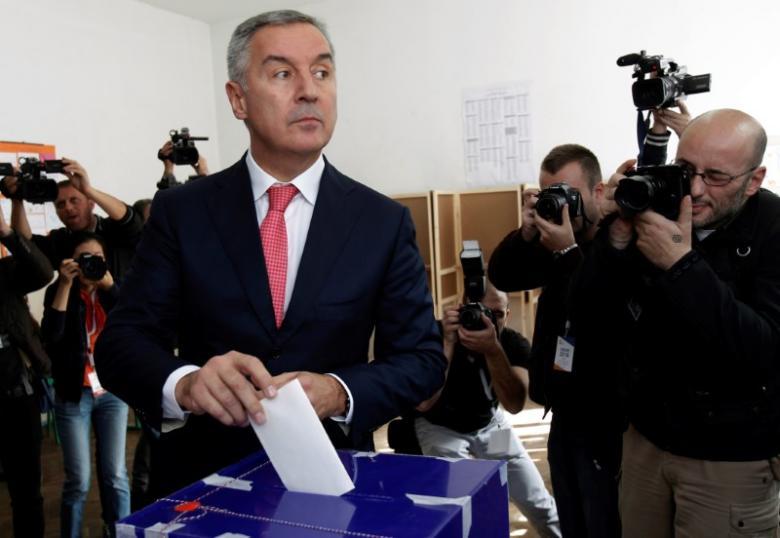 Черногорская генпрокуратура обвинила русских националистов впопытке перелома