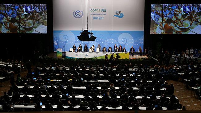 В германском Бонне открылась международная Климатическая конференция ООН