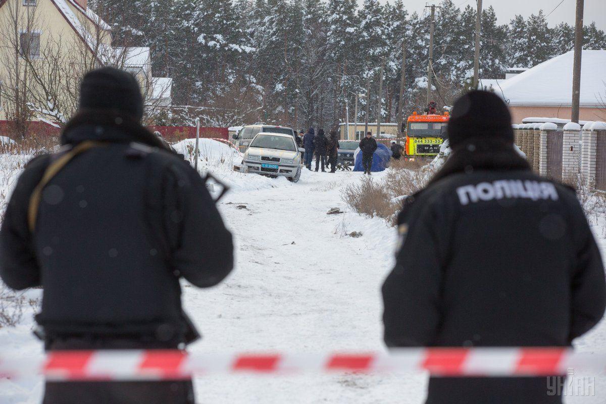 ВКиеве задержали банду преступников, из-за которой погибли пятеро правоохранителей