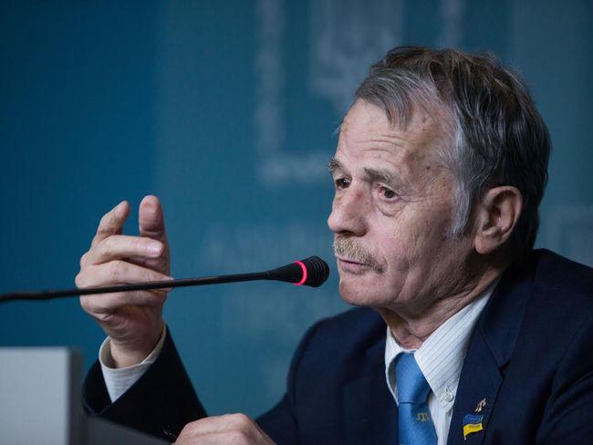 РФ завезла вКрым шесть ядерных боеголовок— Джемилев вЕвропарламенте