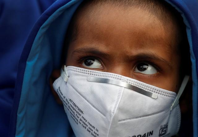 ЮНИСЕФ: загрязненный воздух грозит  здоровью 17 млн малышей