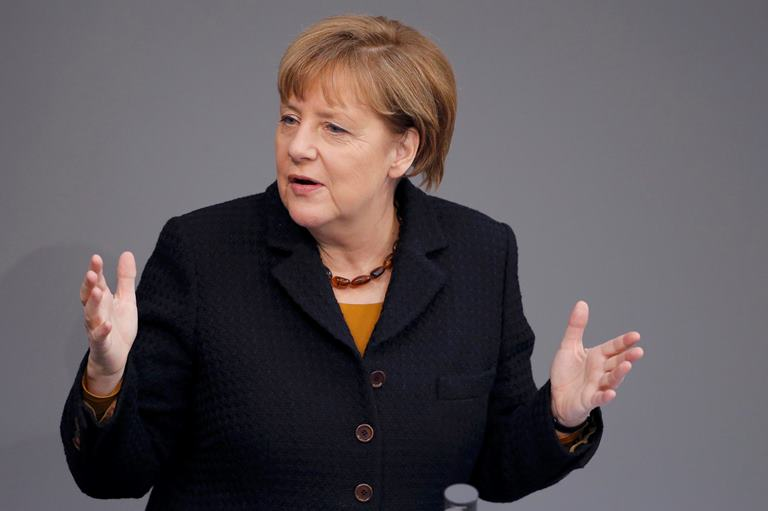 Меркель розраховує нашвидкий успіх у«нормандських переговорах»