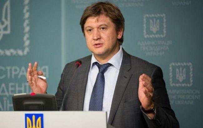 Впарламенте хотят протянуть закон овозвращении налоговой милиции— руководитель министра финансов Данилюк