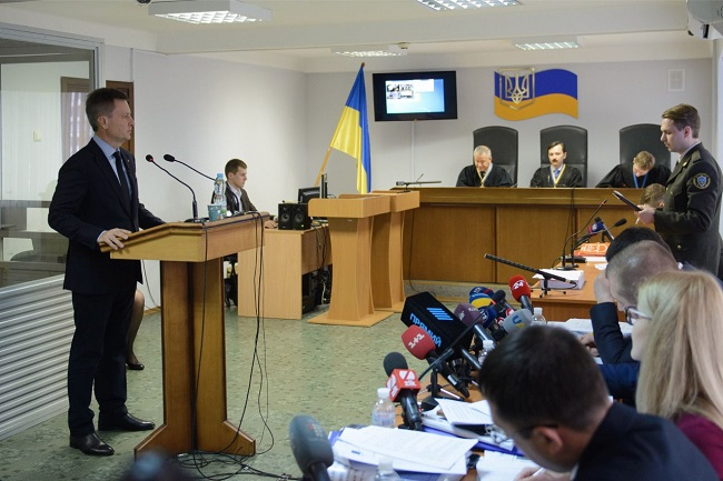Суд поделу Майдана отказал юристам Януковича вучастии в обсуждениях