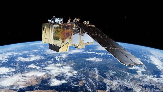 Ракета-носитель Vega благополучно вывела наорбиту Sentinel-2B