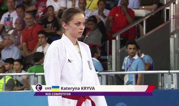 Украинцы завоевали две золотые медали начемпионате Европы покаратэ