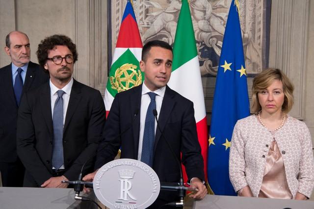 Лідер італійського антисистемного