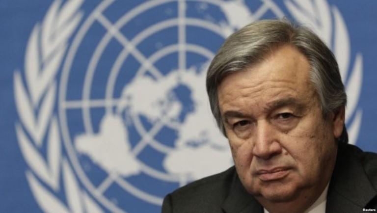 Переговоры поКипру провалились— генеральный секретарь ООН