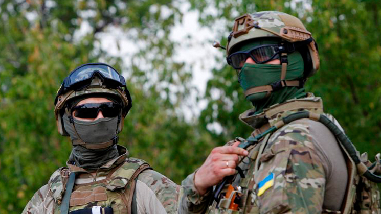 Боевики обстреляли утром силы АТО изтяжелой артиллерии