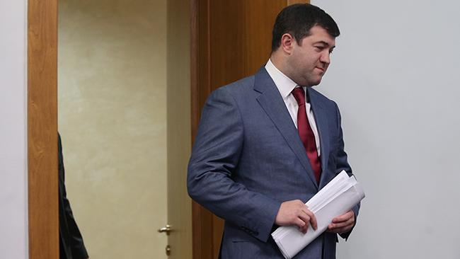 УНасірова заарештували все майно