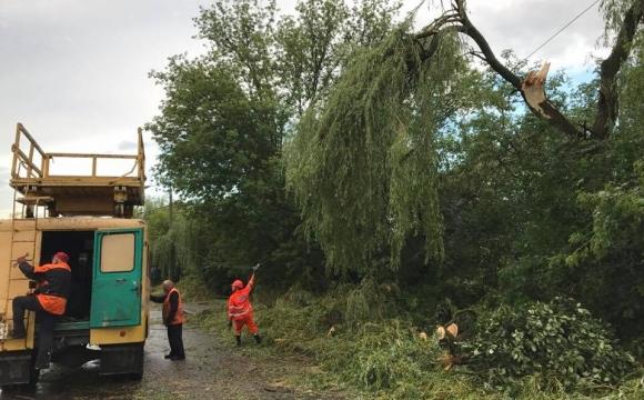 ВУкраїні через негоду залишаються без світла близько 100 населених пунктів