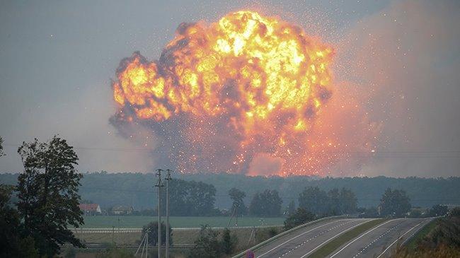На території Калинівки знайшли понад 1500 вибухонебезпечних предметів. Про  це повідомляє прес-центр Державної служби з надзвичайних ситуацій. 42e08dcbc819e