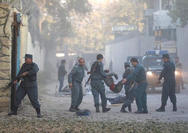 Озброєні невідомі захопили вКабулі будівлю телеканалу Shamshad