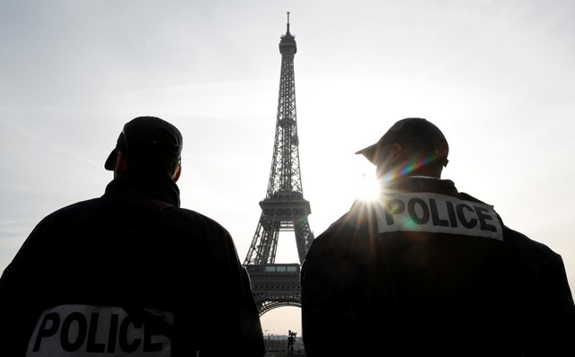 ВоФранции поподозрению втерроризме задержали семь человек