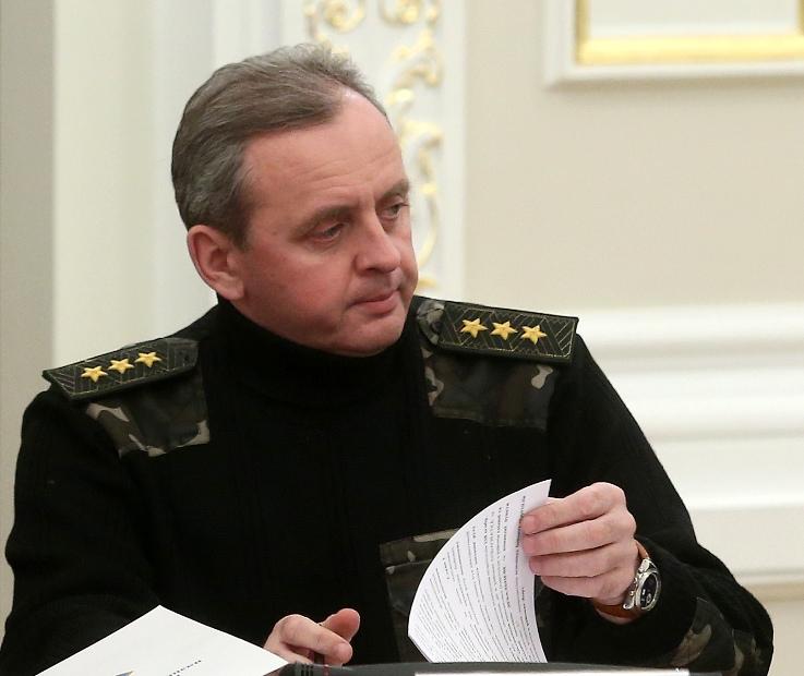 На Донбас зайшов новий підрозділ збройних сил РФ, - Муженко