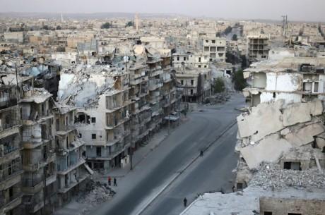 Армия Сирии взяла под контроль исторический центр Алеппо