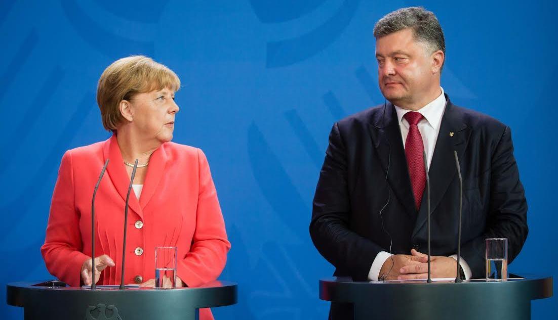 День Победы вгосударстве Украина больше небудут отмечать по«московскому сценарию»— Порошенко
