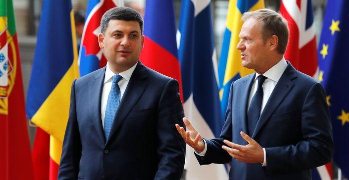 Туск предложил оставить формат G7 без возвращения внего Российской Федерации