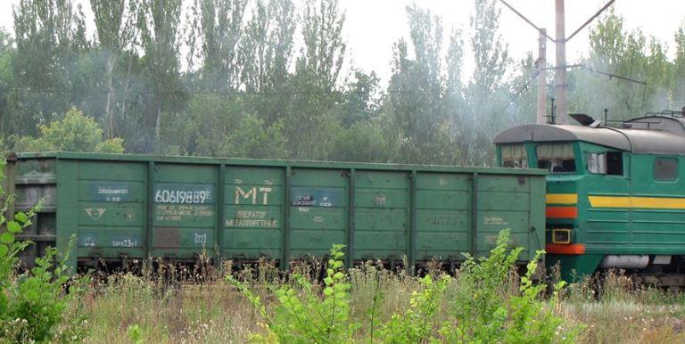 РФзаблокировала отправку вГрузию практически 400 вагонов из государства Украины