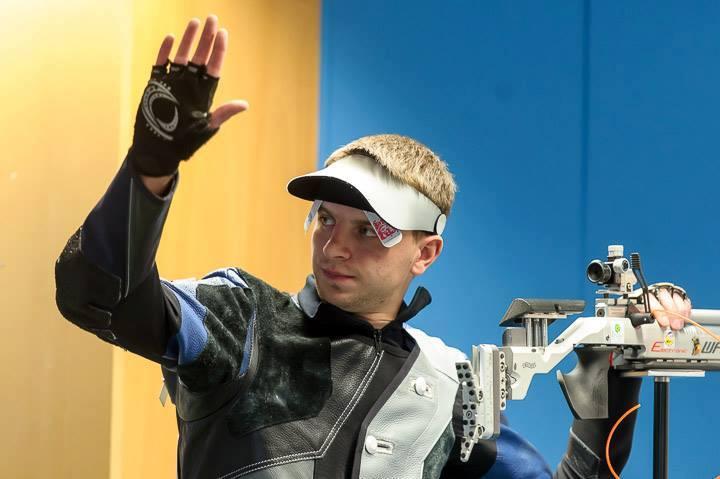 Двое украинцев вышли вфинал стрельбы изпневматической винтовки наОлимпиаде