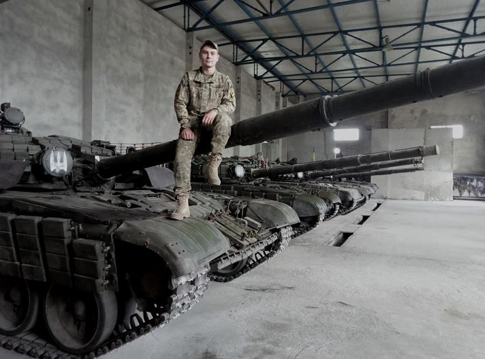 Около Марьинки умер 21-летний боец «Донбасса»