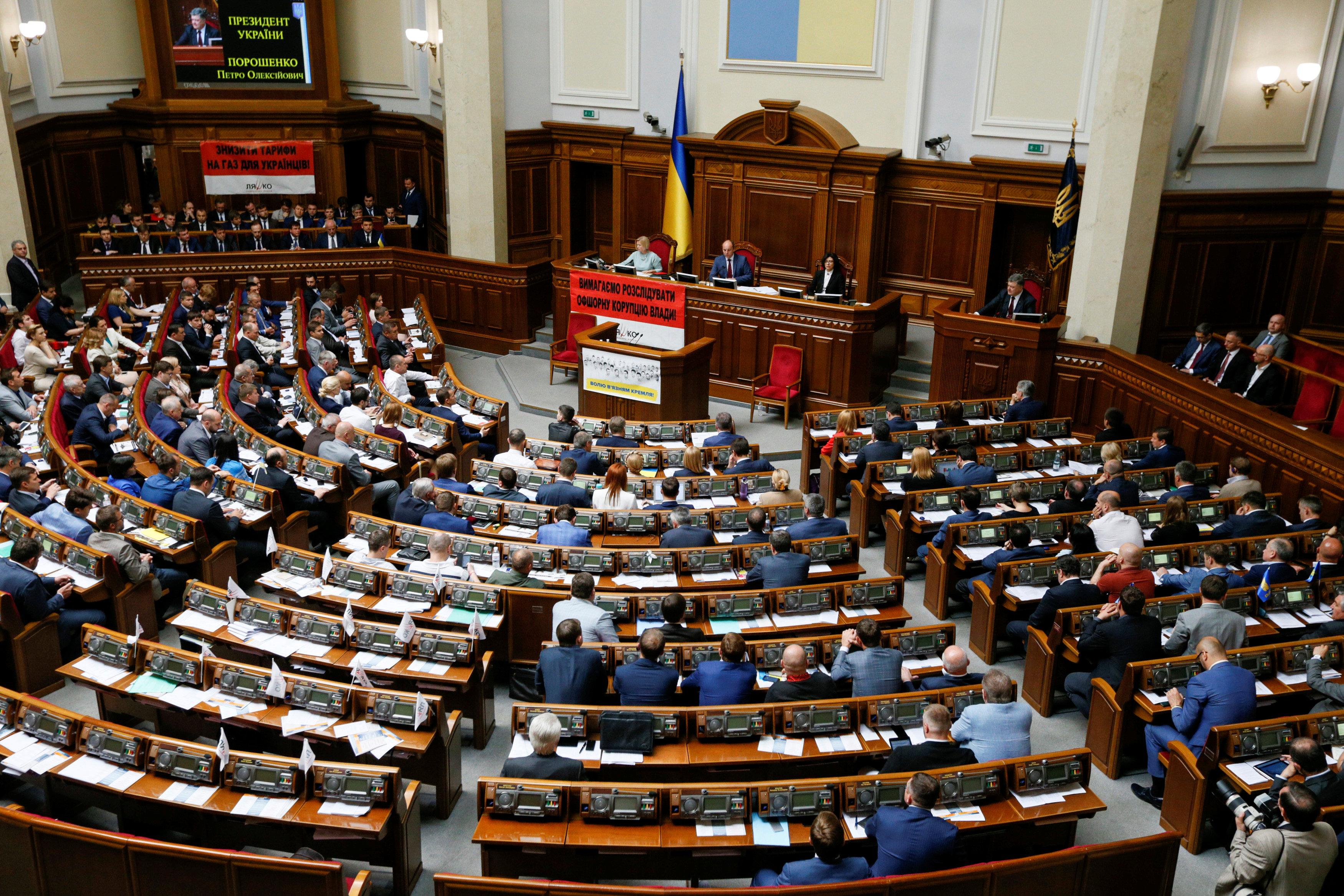 Народные избранники призвали мир непризнавать русские выборы вКрыму