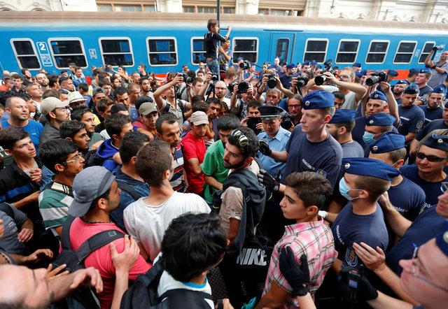 Венгрия обжалует распоряжение Европейского суда оквотах набеженцев