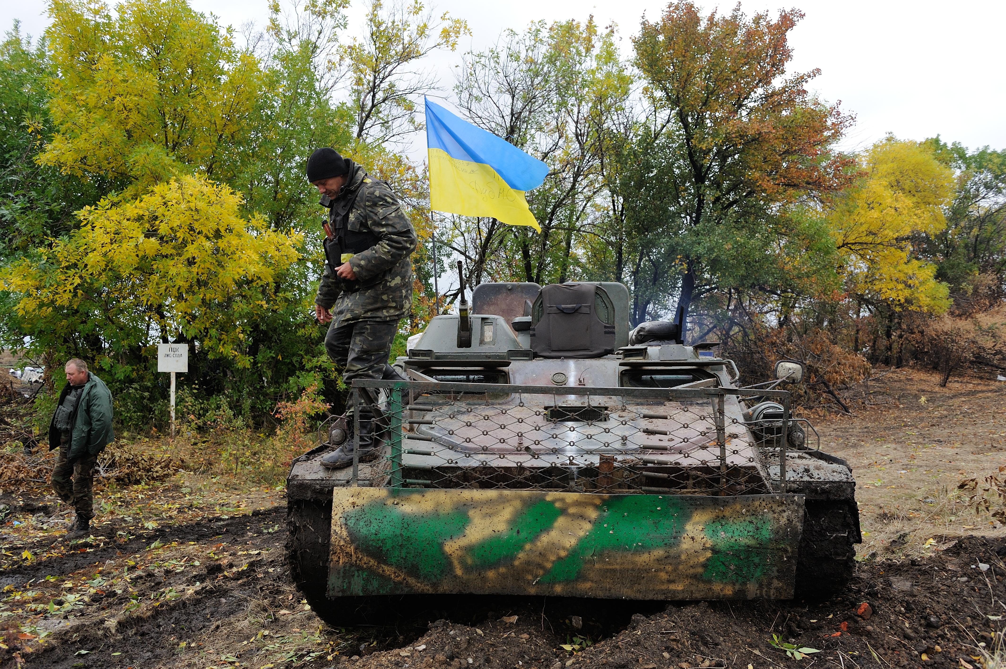 Ссамого начала суток позиции ВСУ обстреляли 12 раз