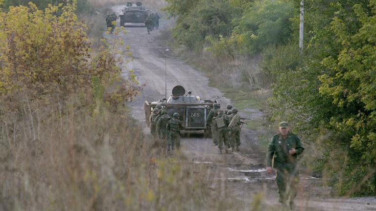 Штаб АТО: Від опівночі бойовики чотири рази обстрілювали позиції ЗСУ