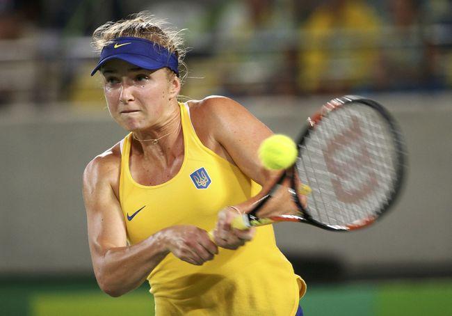 Лучшая теннисистка Украины Э.Свитолина снялась стурнира вСиднее
