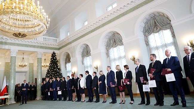 Клімкін прокоментував призначення нового глави МЗС Польщі