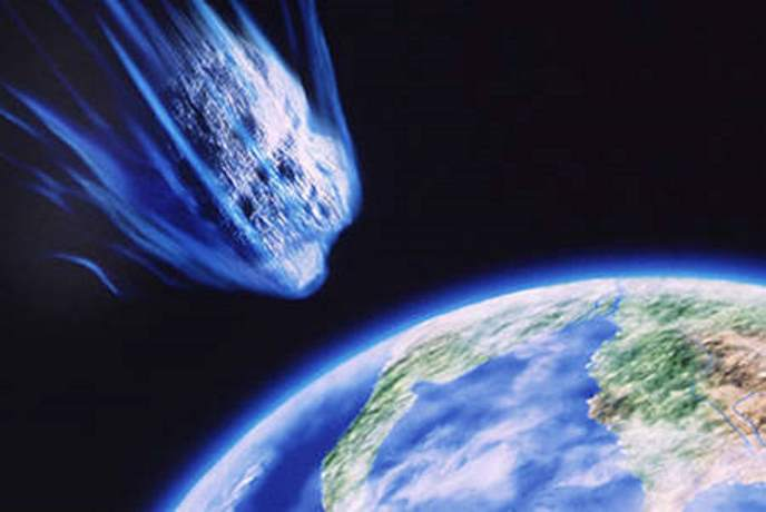 Большой астероид икомета промчатся мимо Земли 19апреля 2017 года