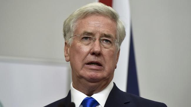 Вгибели мирных людей врезультате химатаки вСирии Великобритания обвиняет Россию