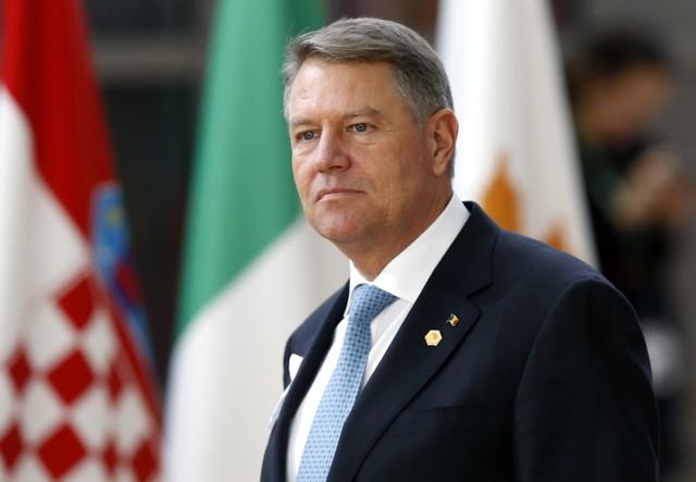Президента Румынии оштрафовали практически на €450 заслово «уголовники»