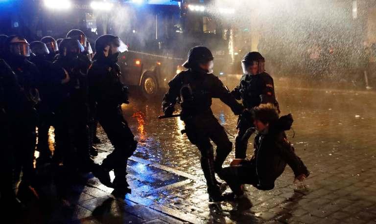 Із початку протестів уГамбурзі затримали 288 осіб— поліція