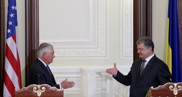 Порошенко заявил, что больше других заинтересован вснятии санкций сРоссии