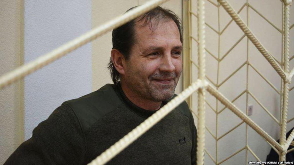 Українська прокуратура встановила всіх, хто переслідував Балуха вКриму